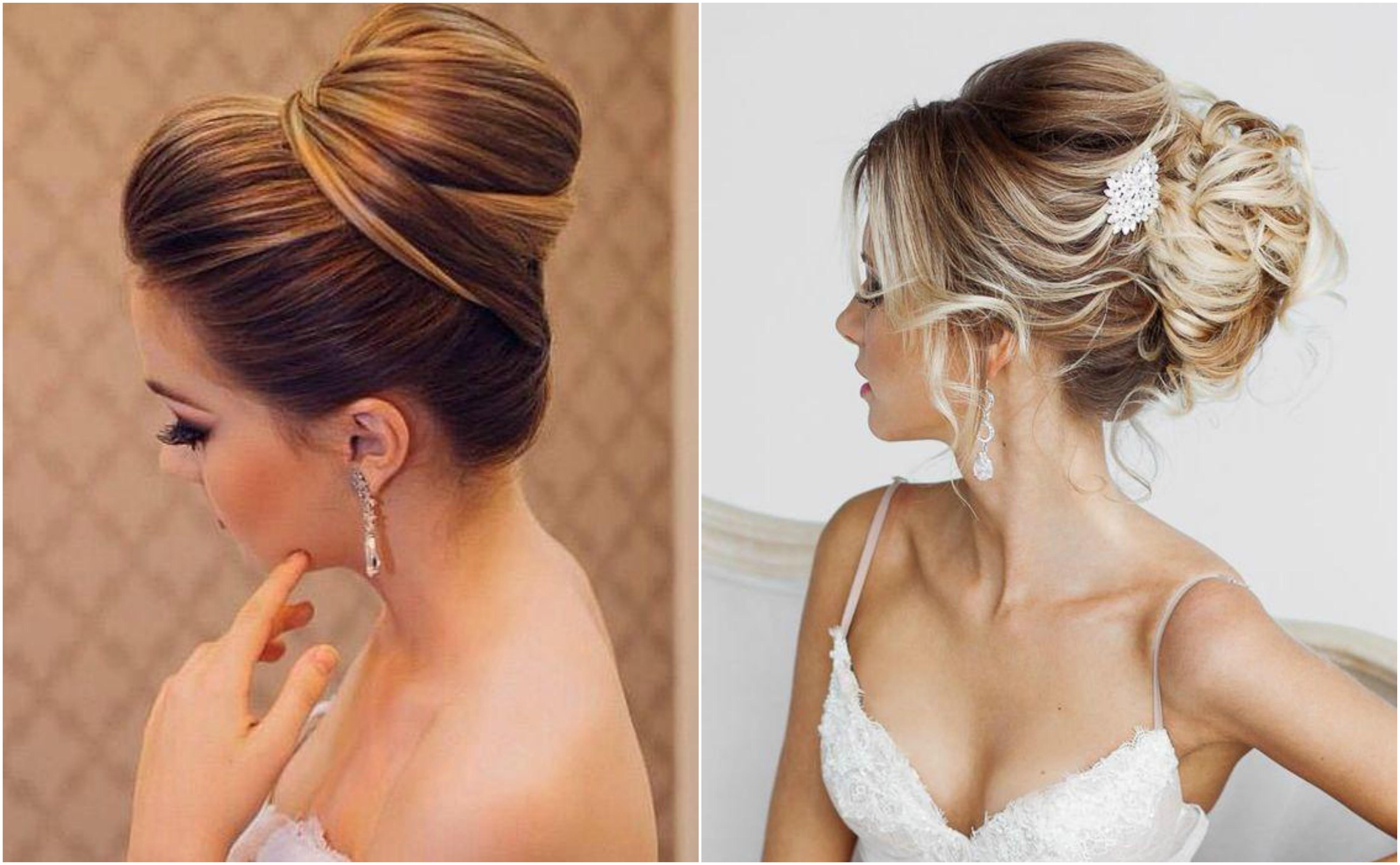 Penteado Para Noiva Preso Ou Solto