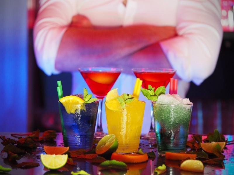 Open Bar 3 opções de drinks para servir em casamentos2