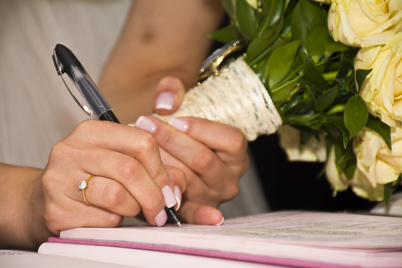 Casamento Civil - quais documentos necessários para o cartório 2