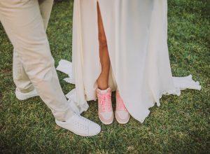 Tênis para noiva, 100% de conforto para o seu grande dia!