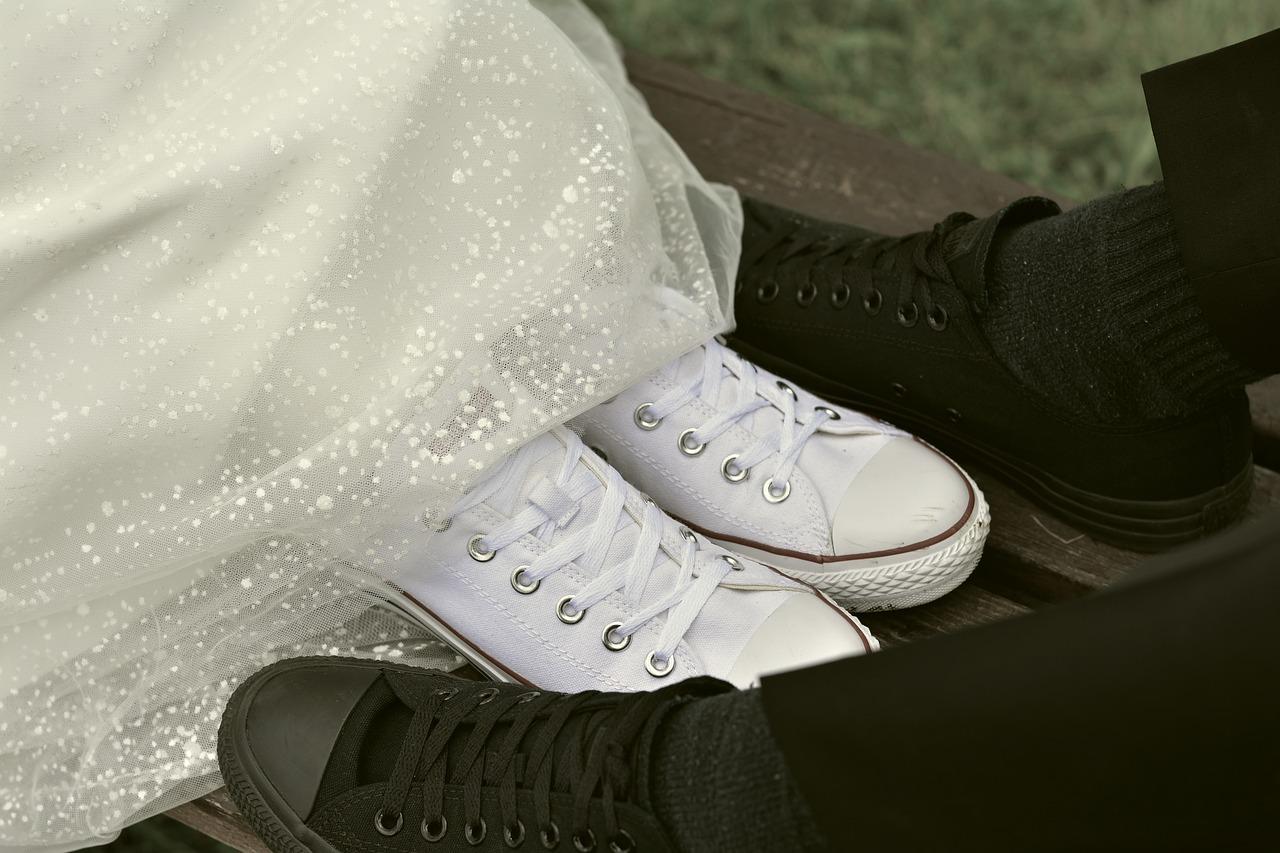 Tênis para noiva, 100% de conforto para o seu grande dia! 3